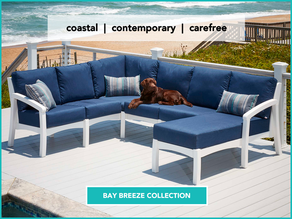 cr plastic products bay breeze collection