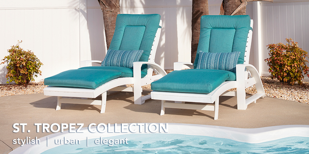 cr plastic products st. tropez collections