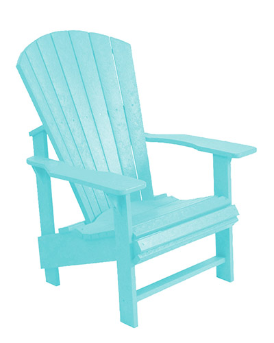 Cr Plastic Products C03 Upright Adirondack