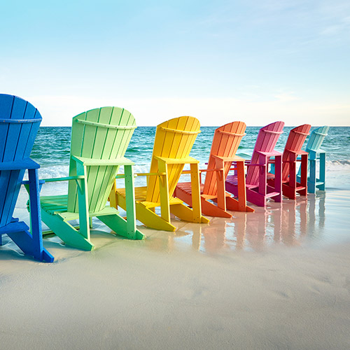 Beau Cr Plastic Products Chairs And Rockers