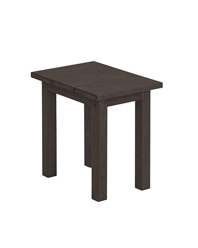 Cr Plastic Products T01 Rectangular Small Table