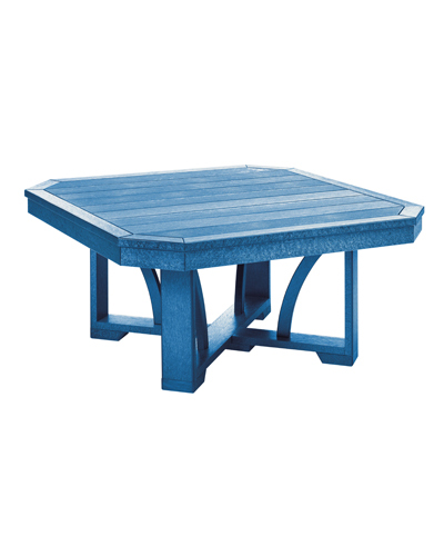 """T30 35"""" Square Cocktail Table"""