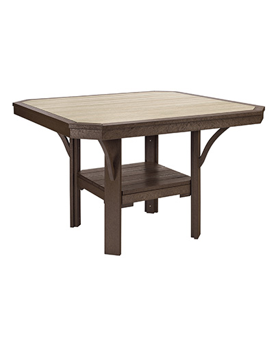 """Where To Buy Kitchen Tables: T35 45"""" Square Dining Table"""