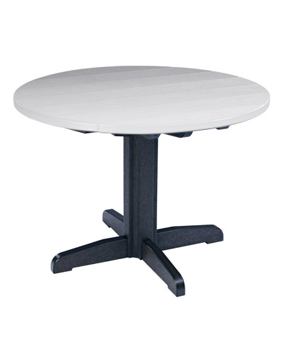 Home Products Tables TB12 29 Dining Pedestal Base Only